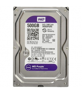 Western Digital Purple 500GB Internal HDD