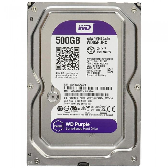 Western Digital Purple 500GB Internal HDD