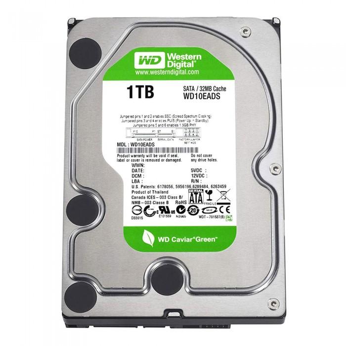 Western Digital Green 1T Internal HDD