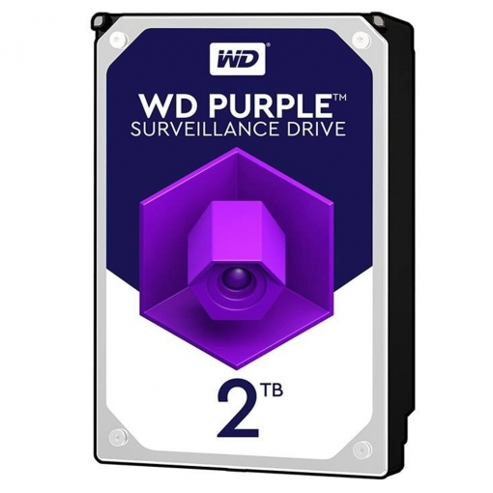 Western Digital Purple 2T Internal HDD