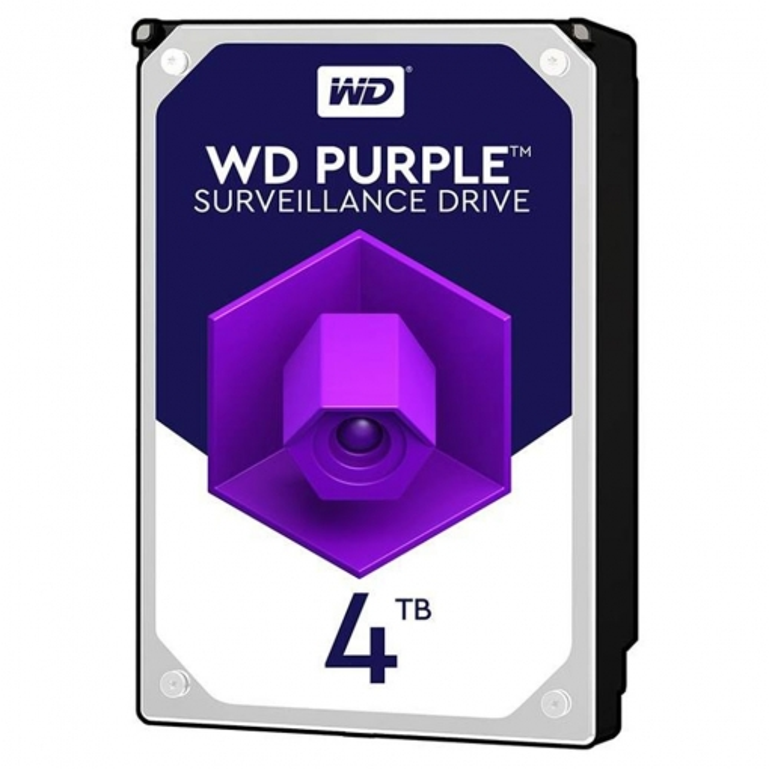 Western Digital Purple 4T Internal HDD