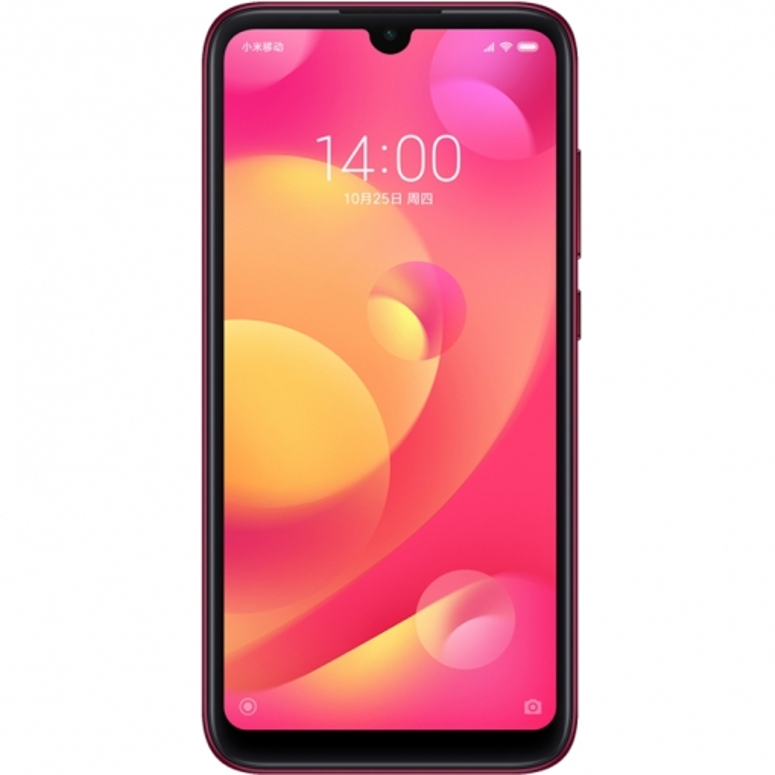 Xiaomi Play Dual Sim - 4GB/64GB