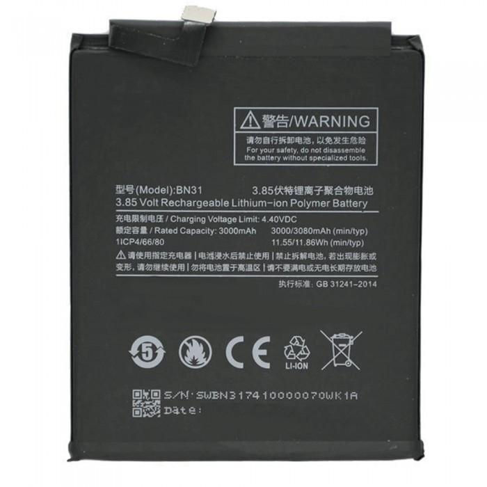 Xiaomi Redmi S2 Battery BN31 3080mAh