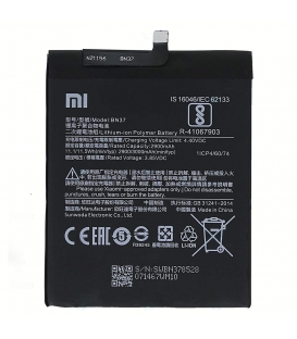 Xiaomi Redmi 6/6a Battery BN37 3000mAh