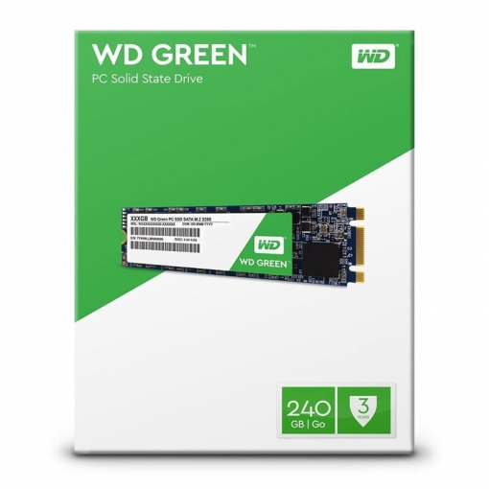 Western Digital GREEN WDS240G1G0B 240G Internal SSD