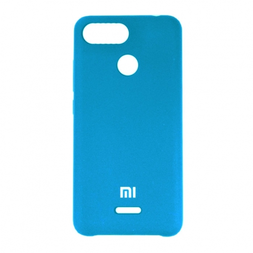 Xiaomi Redmi 6 Silicon Cover Case