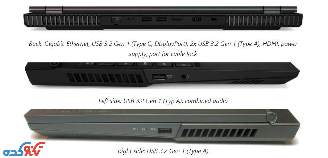 کیفیت بالای پردازشگر گرافیکی لجیون 5