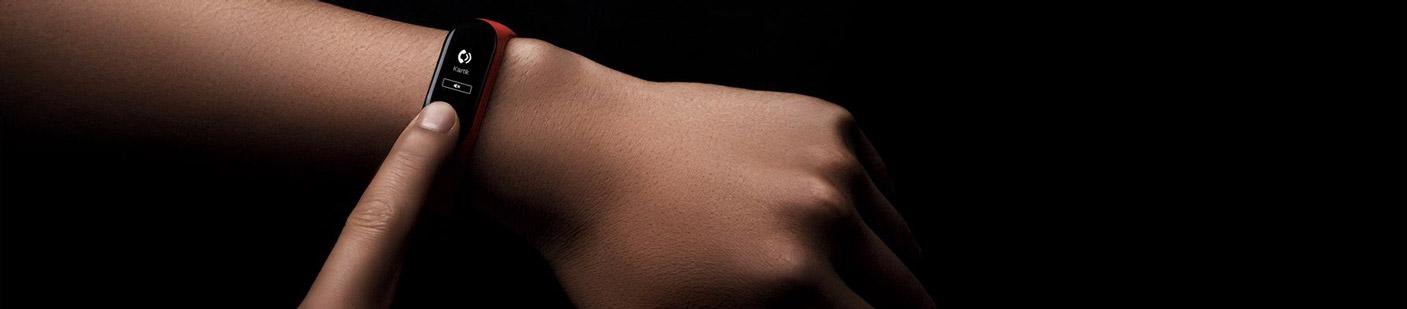 Mi Band 3 ، دستبند سلامتی می بند 3